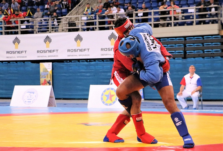 Gijón ready to host 2019 European Sambo Championships