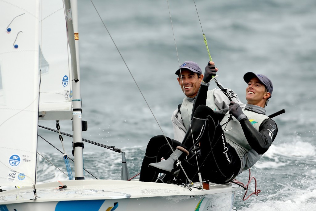 Australian double act Belcher and Ryan retain men's 470 title as ISAF World Cup Final comes to a close