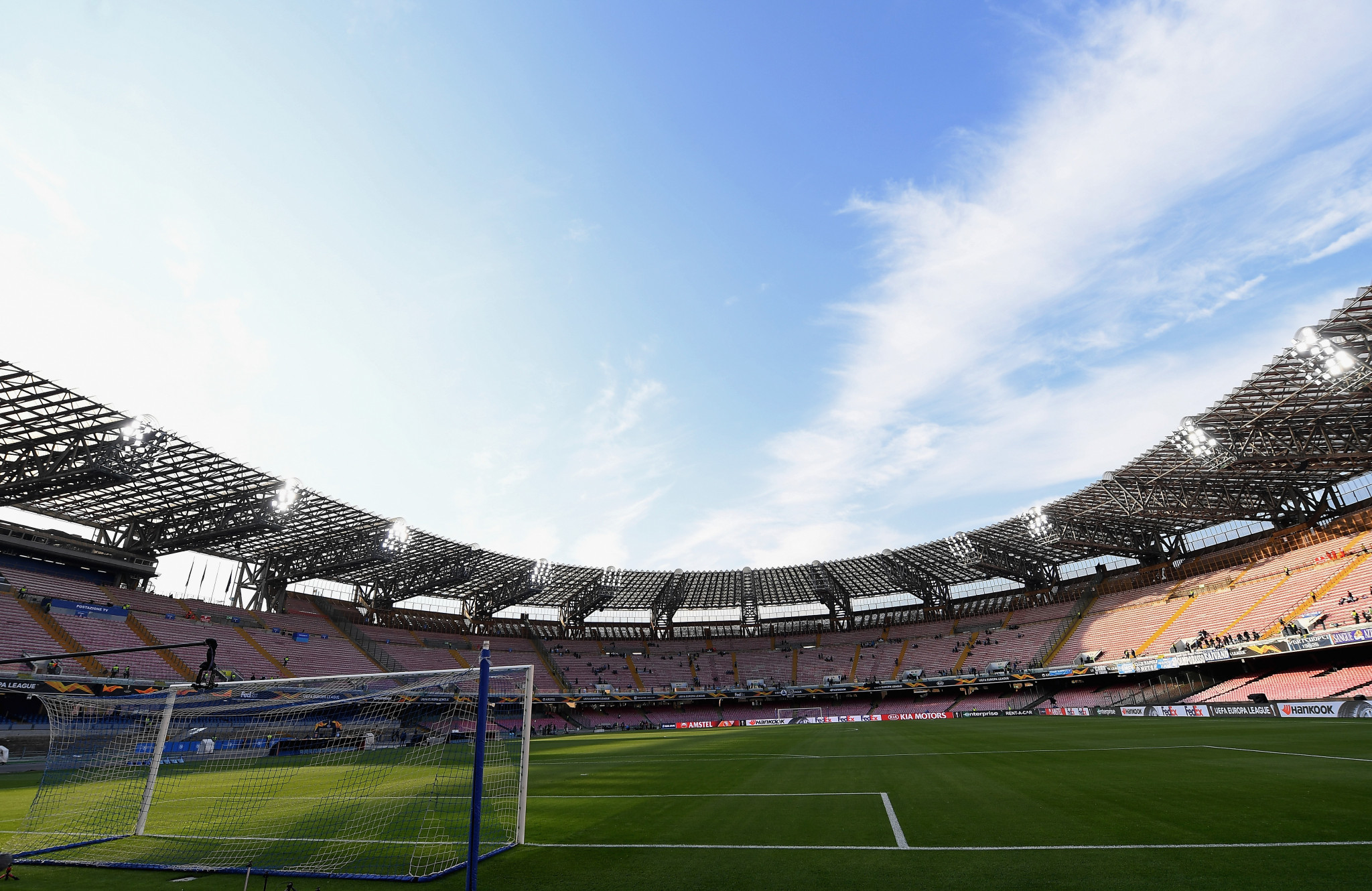 San Paolo Stadium will play host to the Opening Ceremony of the Naples 2019 Summer Universiade ©Getty Images