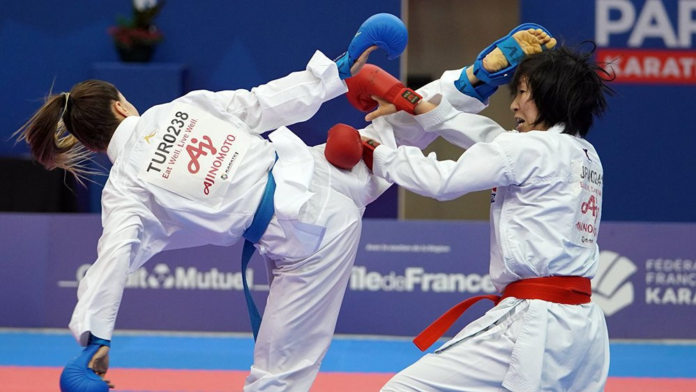 Özçelik out to continue winning run at home Karate 1-Series A event in Istanbul