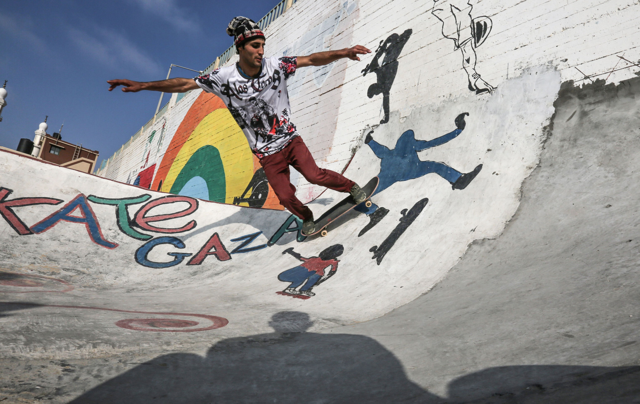 Skateboarding was due to be one of 39 sports contested at the Lima 2019 Pan American Games ©Getty Images