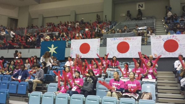 Japan win IWRF Asia-Oceania title on home soil to book Rio 2016 spot