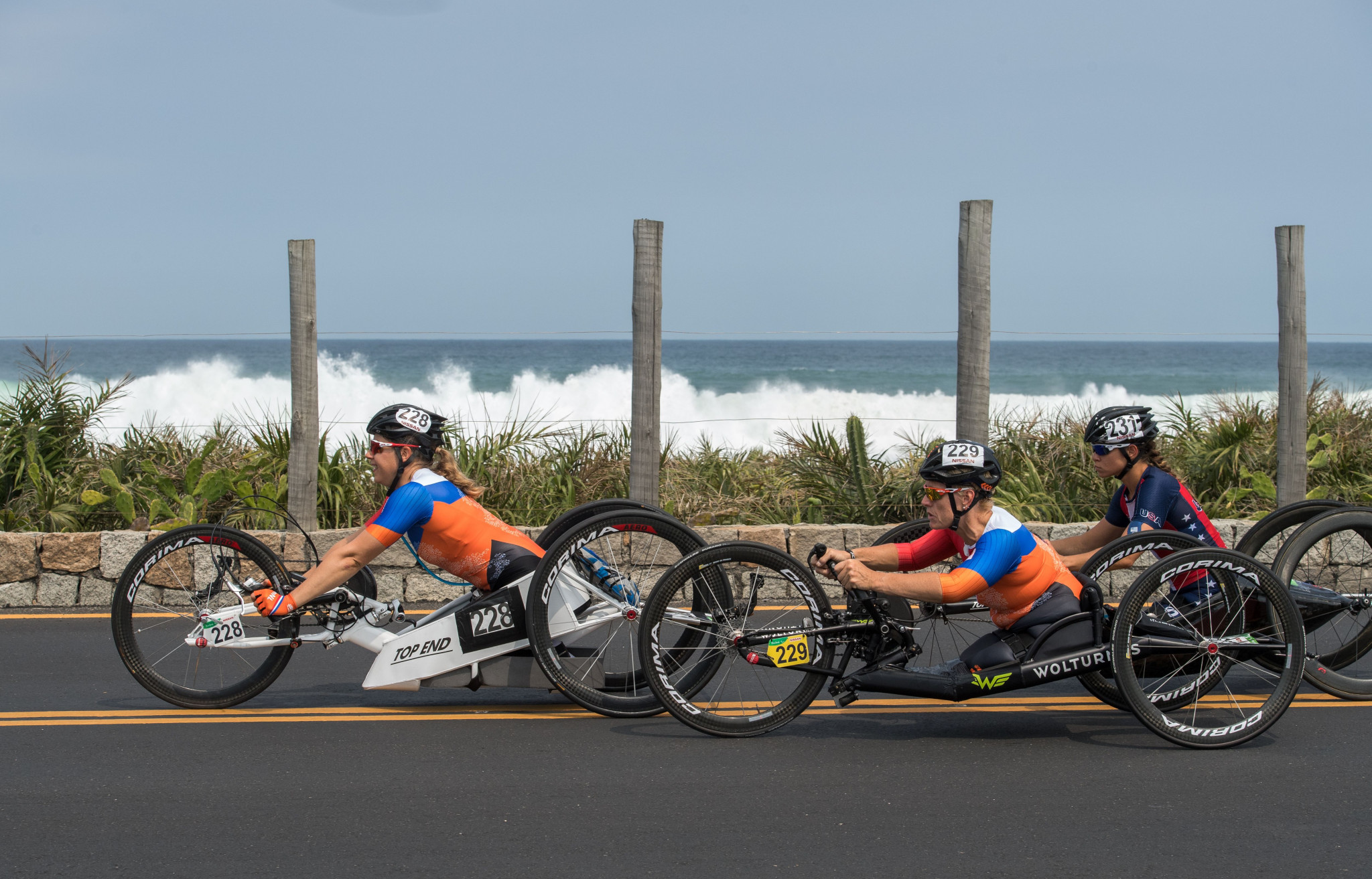 Netherlands have successful day at UCI Para-cycling Road World Cup in Ostend
