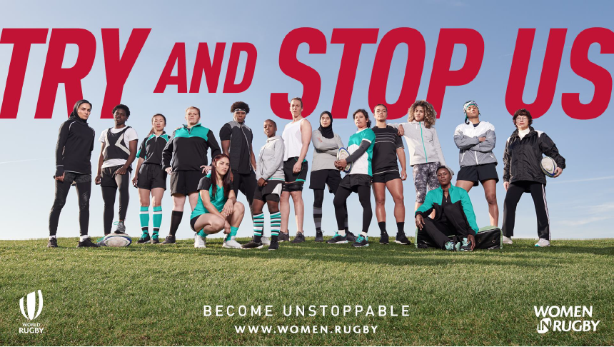 World Rugby launches campaign for womens game