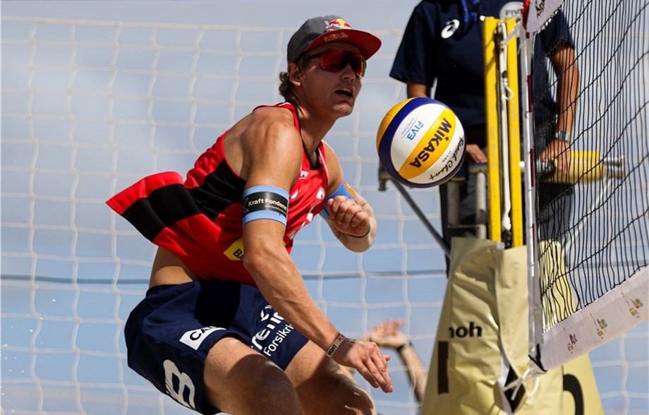 Mol and Sørum thriving again at FIVB Beach Volleyball World Tour Itapema Open