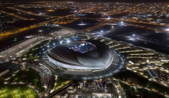 FIFA President full of praise as second proposed 2022 World Cup venue to open its doors