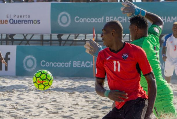 Defending champions Panama pushed before winning group at CONCACAF Beach Soccer Championship