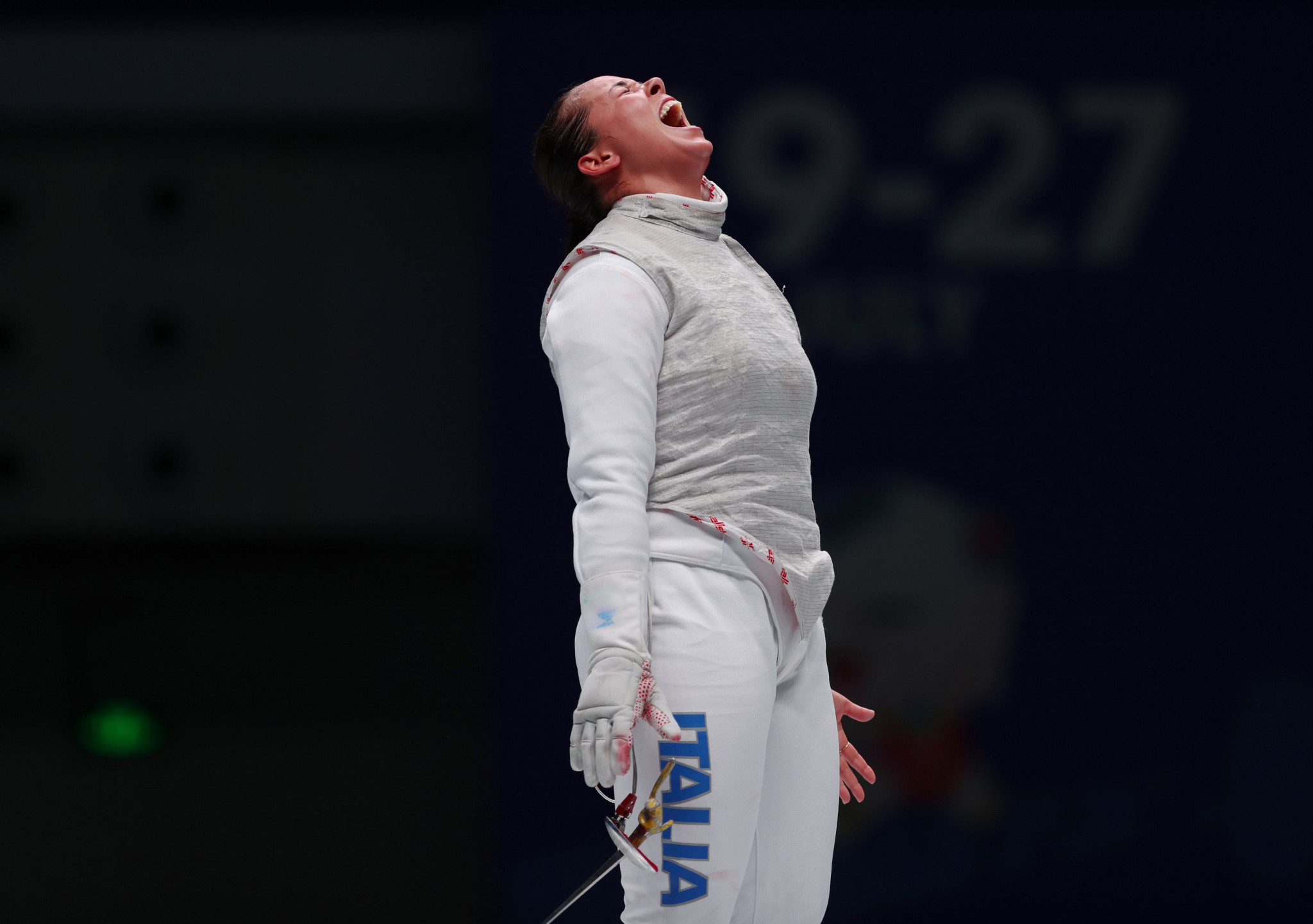 Italy's Alice Volpi is one of the favourites to claim the title ©Getty Images