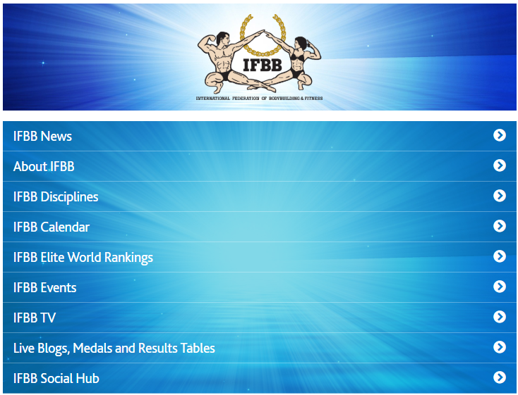 Keep up with the latest fitness and bodybuilding news in insidethegames.biz's dedicated section