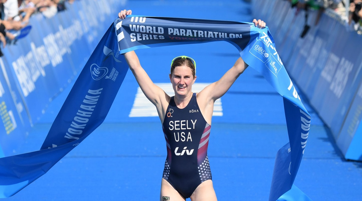 Spain enjoy success at ITU World Paratriathlon Series event in Yokohama