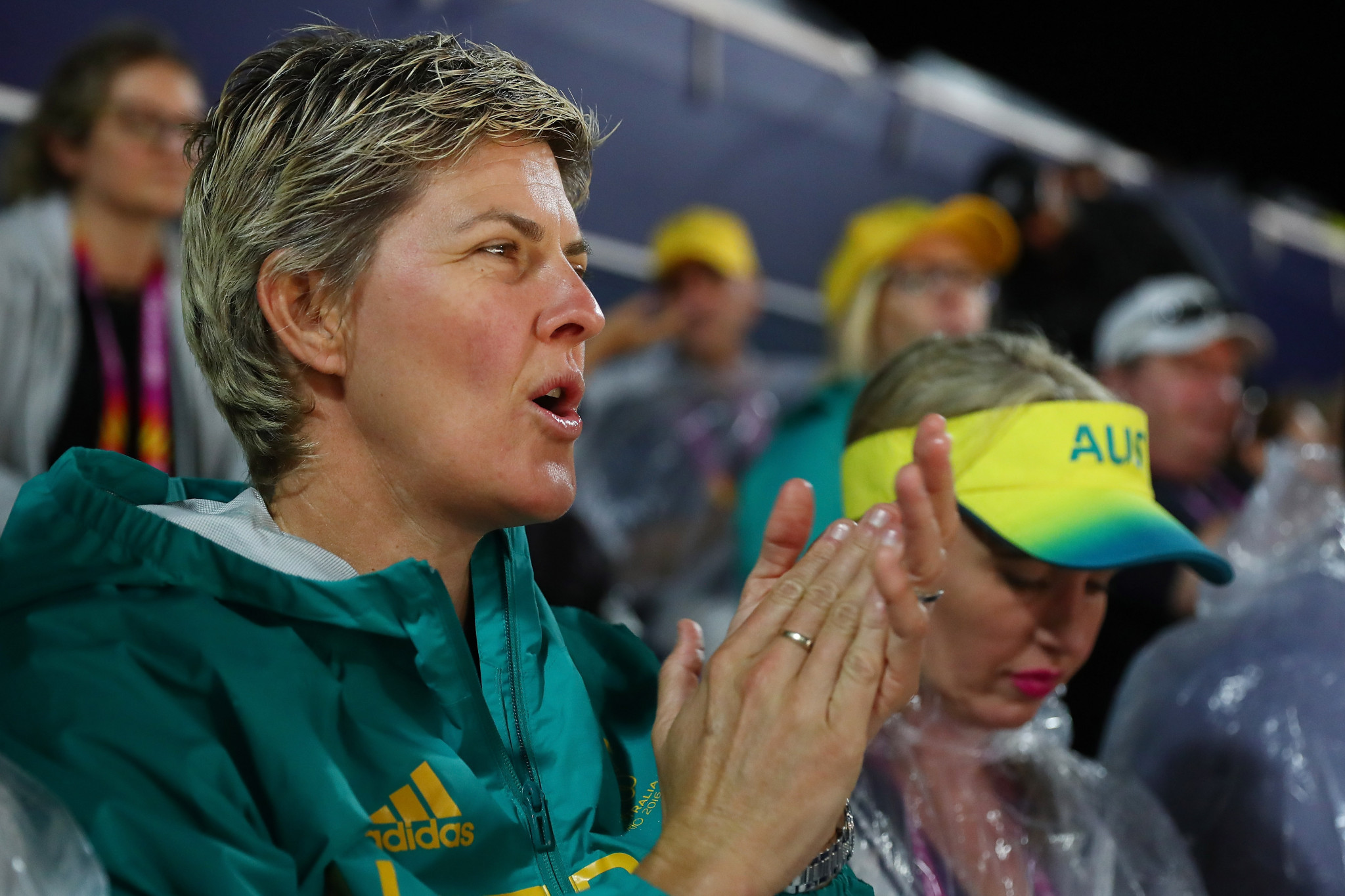 Natalie Cook says Queenslanders can contribute significantly to any medal haul for Australia at Tokyo 2020 ©Getty Images