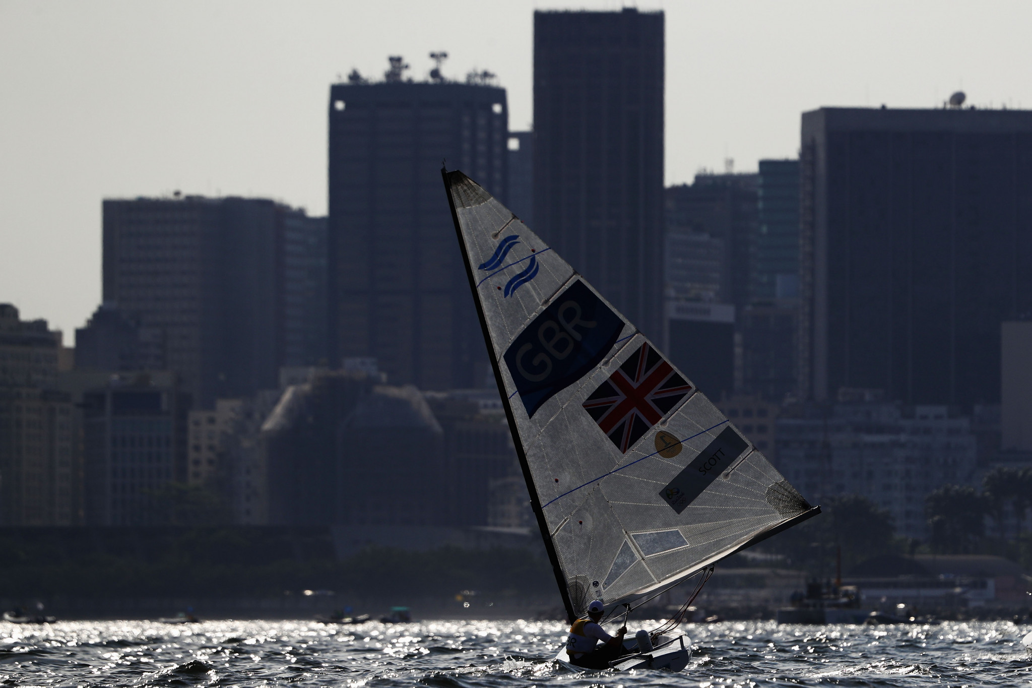 Scott seals victory at Finn European Championships in Athens