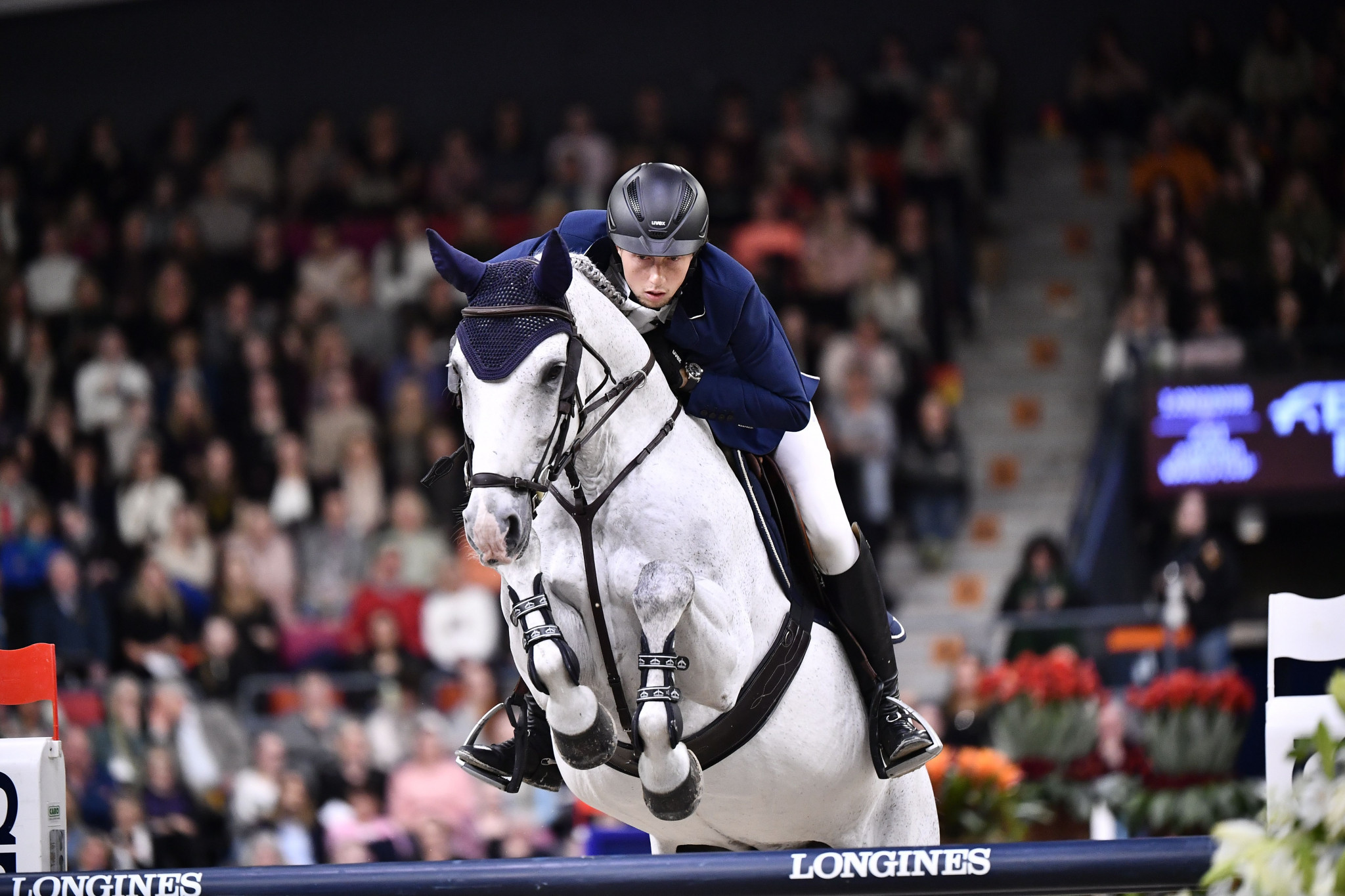 Fuchs wins at Longines Global Champions League in Madrid
