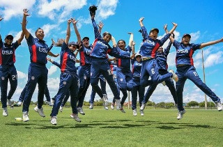 The United States booked their place at the Women's T20 World Cup Qualifier 2019 and the Women's Cricket World Cup Qualifier 2020 ©USA Cricket