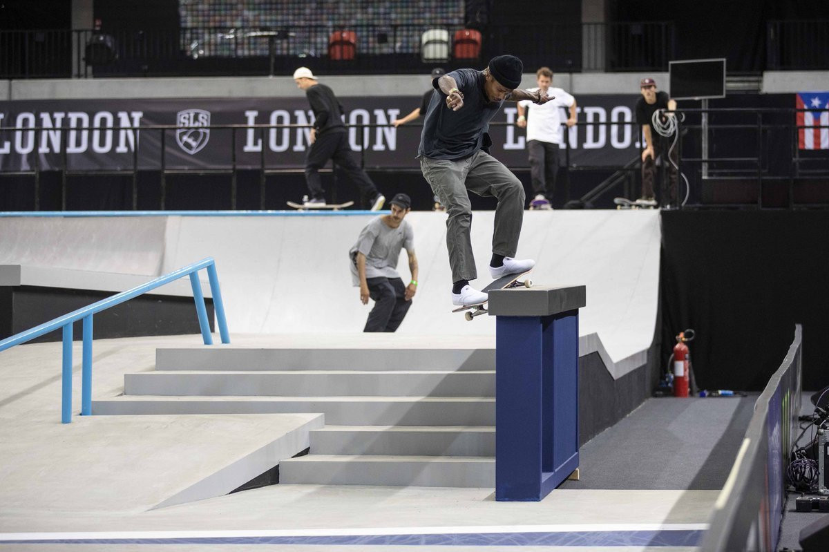 Tim McFerran has stepped up his criticism of World Skate and the SLS after skateboarding was dropped from Lima 2019 ©Twitter