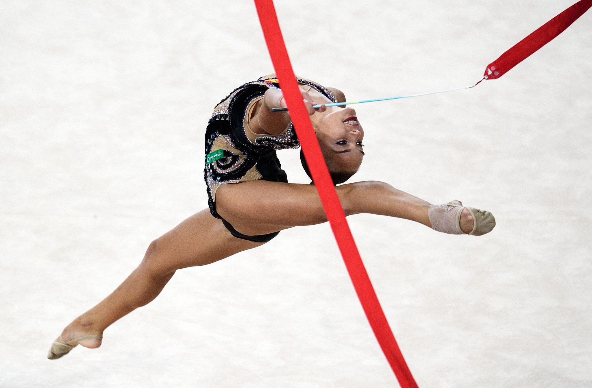 Dina Averina also ended with two individual gold medals as the event in Baku concluded ©Getty Images