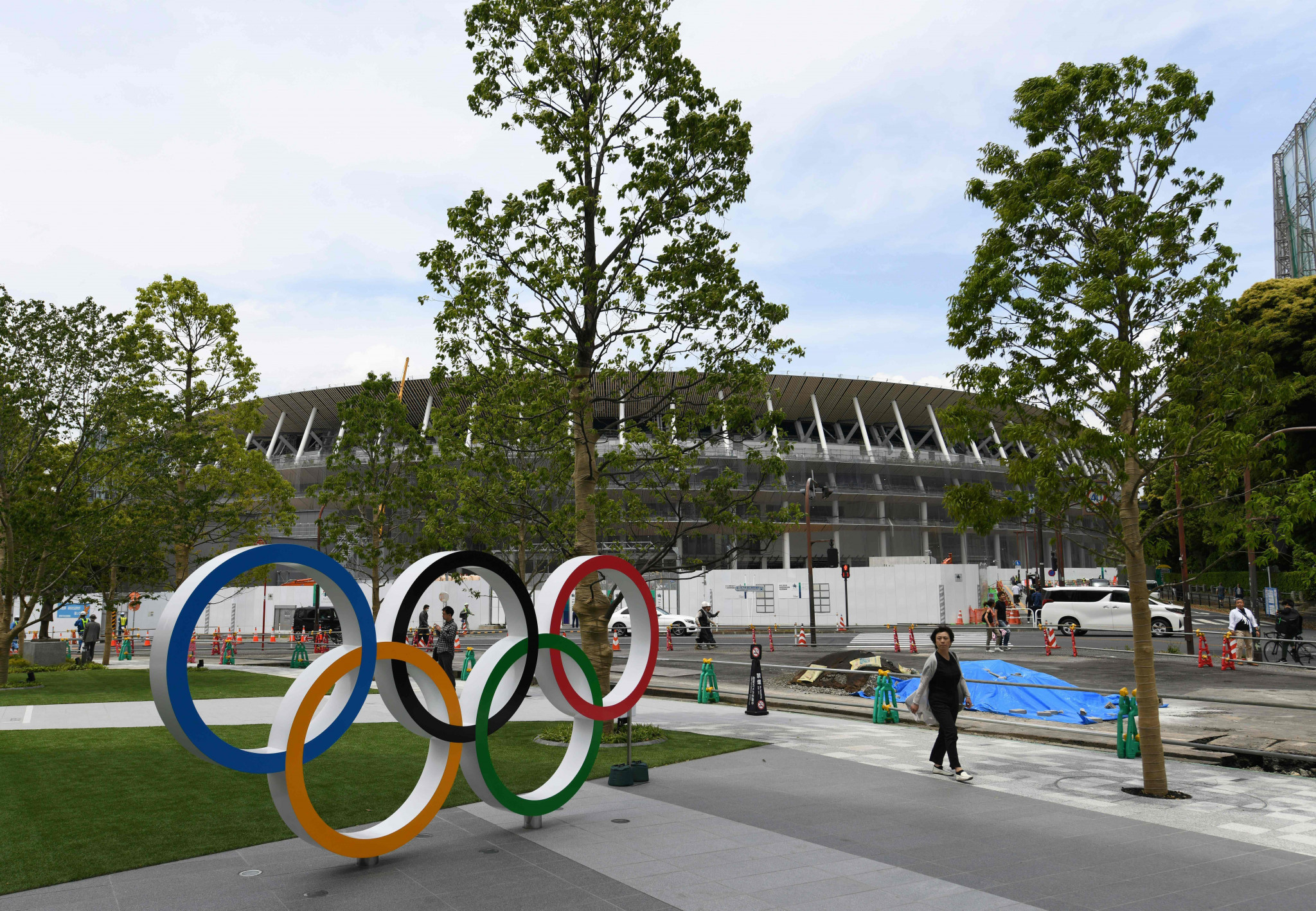 "Report claims ""culture of fear"" at Tokyo 2020 construction sites while alleging poor pay and long hours"