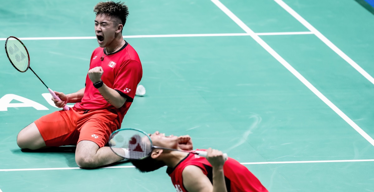 China make powerful start in Nanning as they set out to reclaim BWF Sudirman Cup