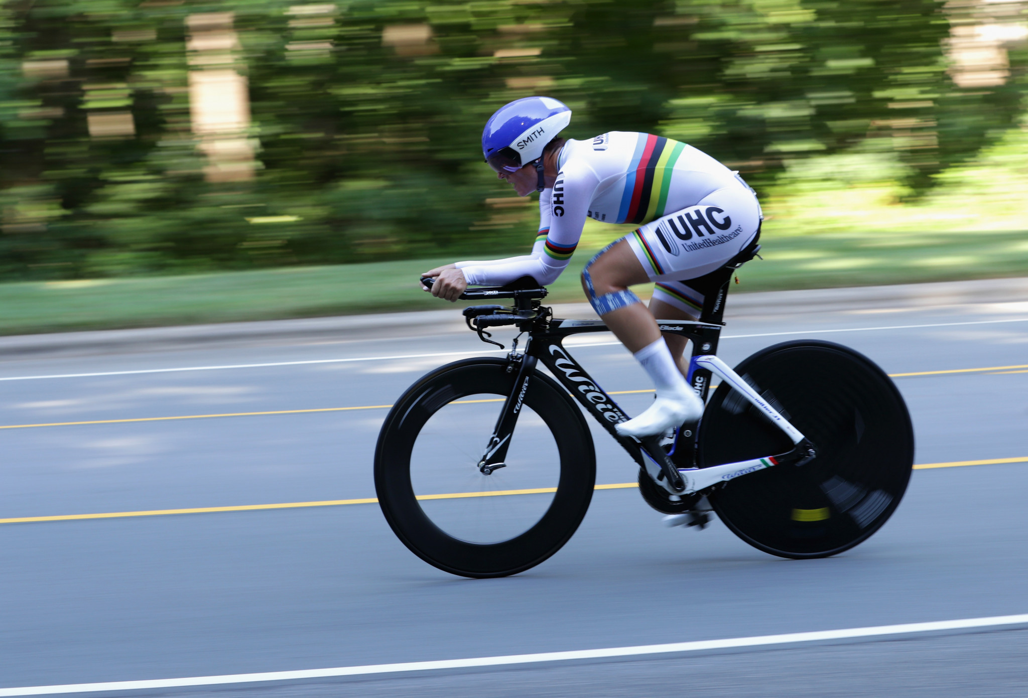 Paralympic gold medallists enjoy successful final day at UCI Para-cycling Road World Cup