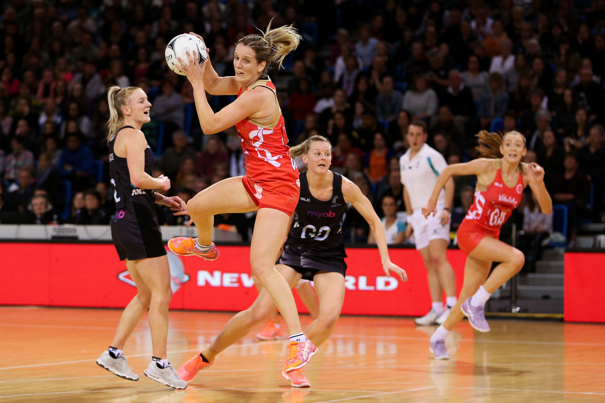 "England's Commonwealth Games gold a ""pivotal"" moment for netball, former international says"