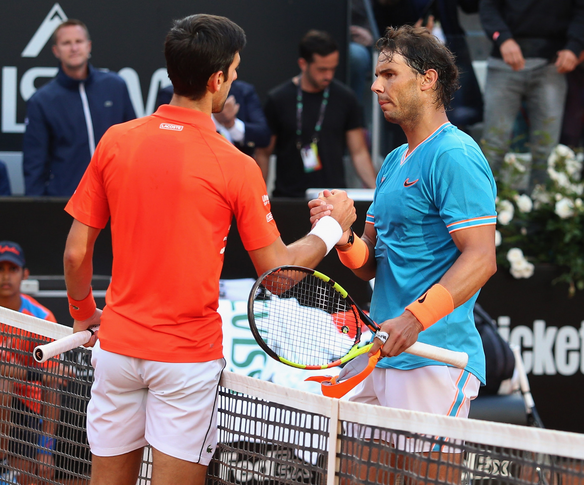 Nadal defeats world number one Djokovic to claim ninth Italian Open title