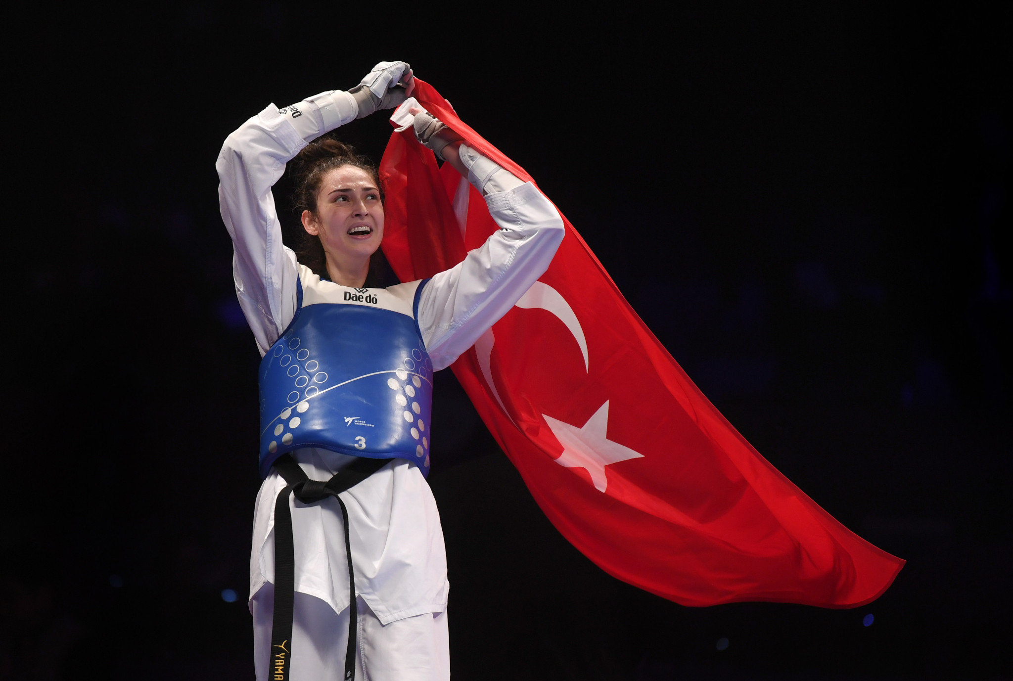Turkey's Irem Yaman reclaimed the women's under-62kg world title, having won it in 2015 ©Getty Images