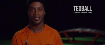 Ronaldinho to headline teqball demonstration team at African Beach Games