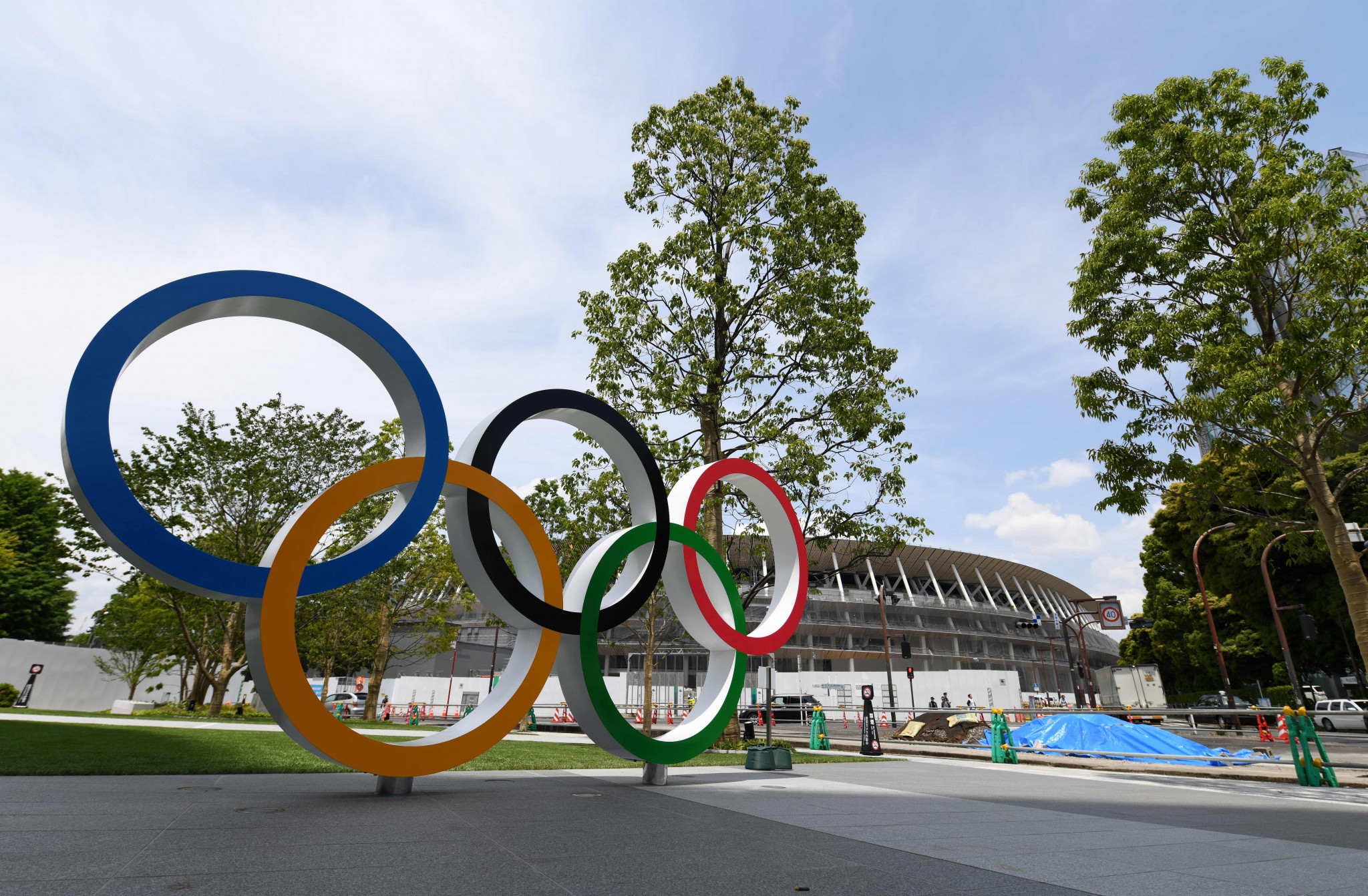 The IOC Coordination Commission is set to make its eighth visit to Tokyo ©Getty Images