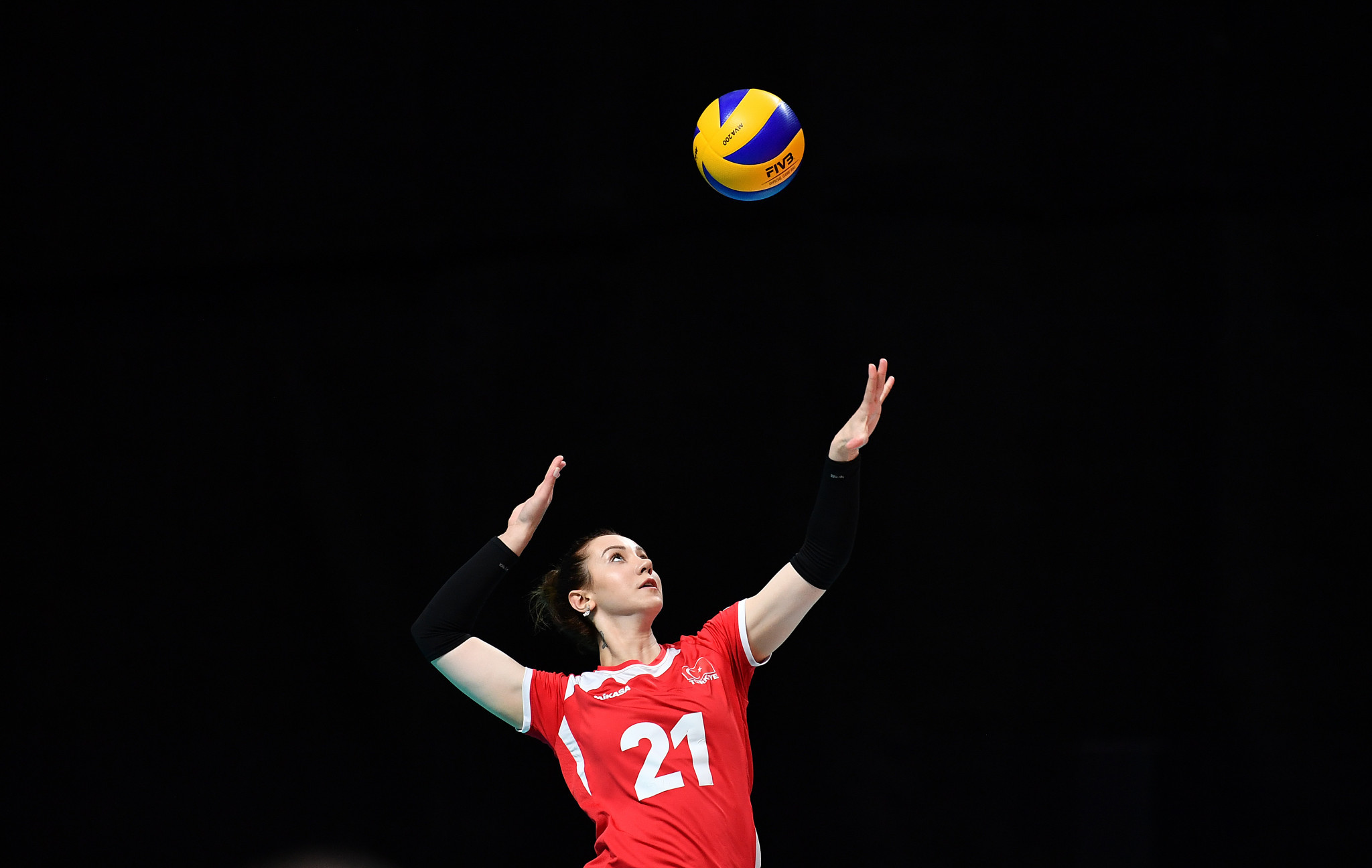 Last year's silver medallist Turkey is competing in Pool Four of the FIVB Volleyball Nations League ©Getty Images