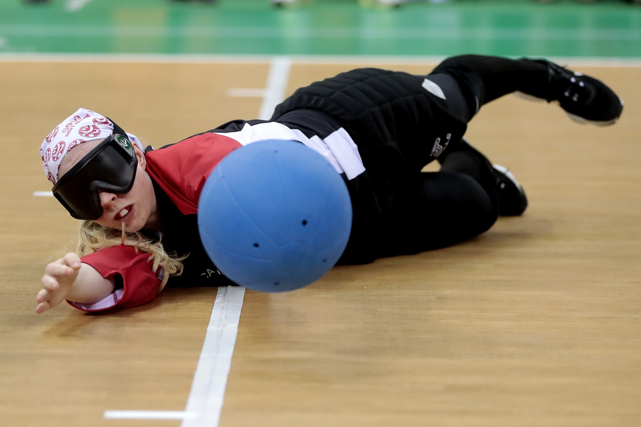 Two-time Paralympic champions Canada will participate in the women's IBSA Goalball International Qualifier ©Getty Images