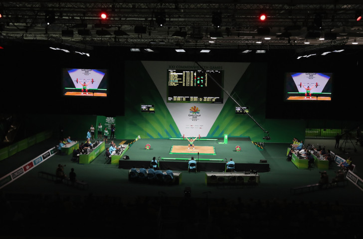 More than 10 of India's weightlifters have tested positive for banned substances ©Getty Images