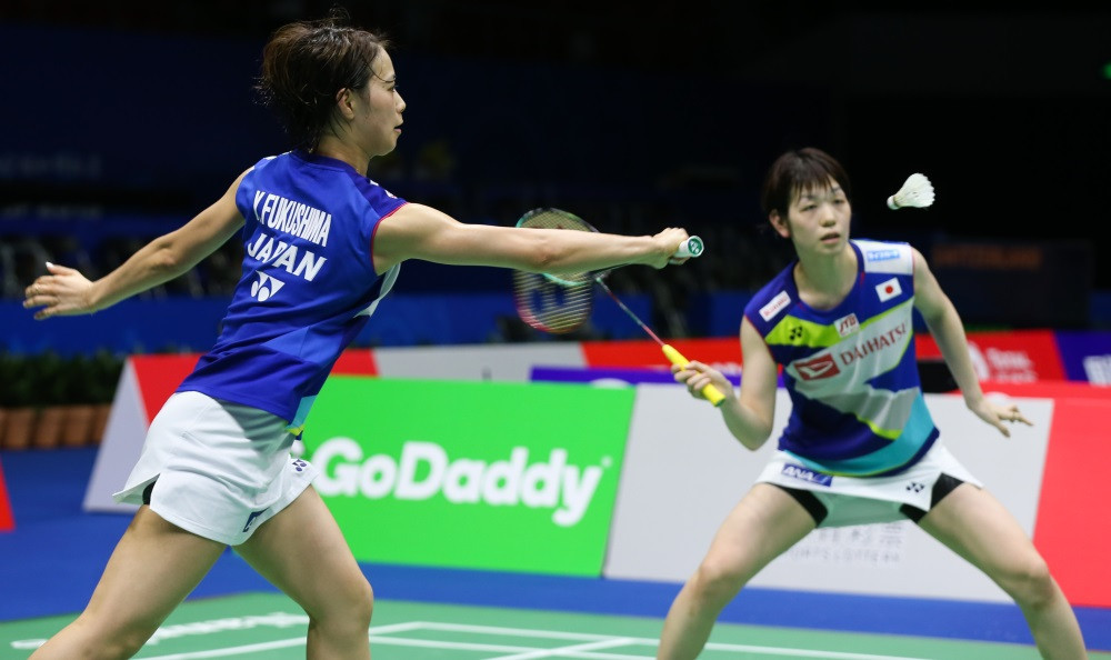 Top seeds Japan squeeze past Russia at BWF Sudirman Cup