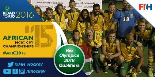 South Africa claim men and women's double at FIH African Championships