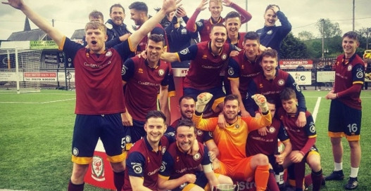 Cardiff Metropolitan University have earned a place in the preliminary round of the Europa League ©Twitter