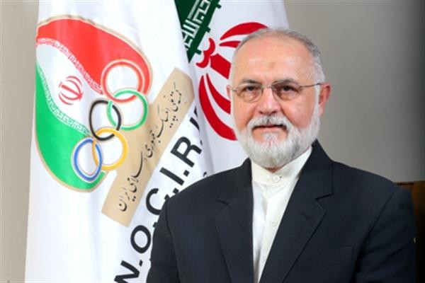 National Olympic Committee of the Islamic Republic of Iran secretary general Shahrokh Shahnazi has been arrested on charges of financial misconduct and his position is now in jeopardy ©Iran NOC