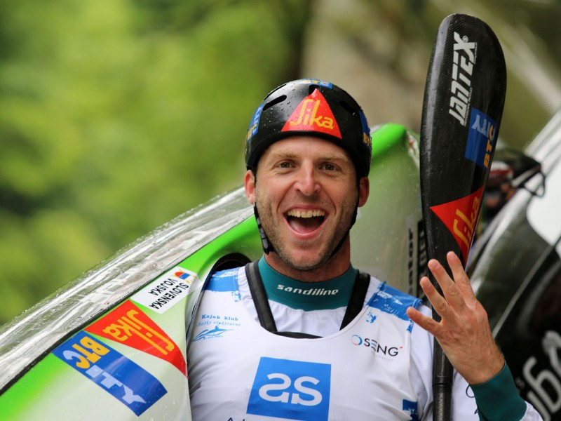 Home star Žnidarčič among winners as ECA Wildwater Canoeing European Championships conclude in Slovenia