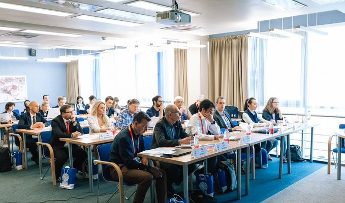 Journalists from 52 countries have been accredited to cover this year's European Games in Minsk ©Minsk 2019
