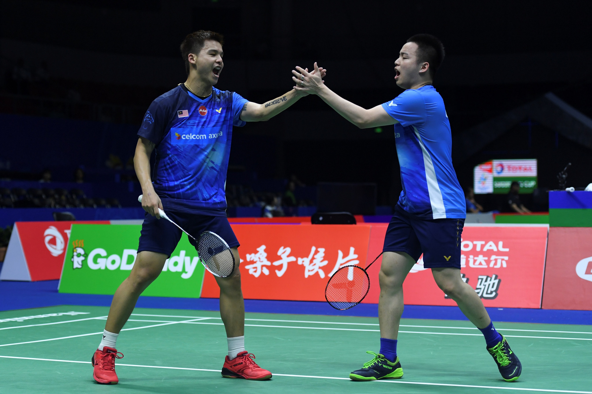 Malaysia beat India to keep BWF Sudirman Cup hopes alive