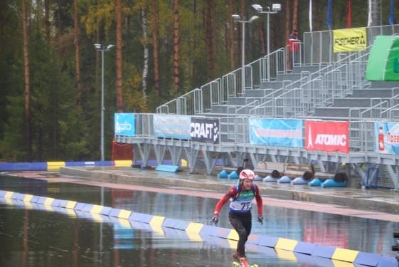 Le biathlète russe Maxim Burtasov a été interdit par RUSADA pendant un an après avoir raté une série de tests de dépistage de drogues © Biathlon Russia