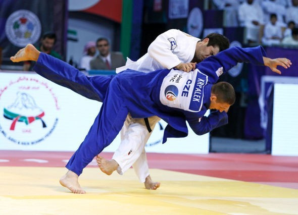 Olympic champion Khaibulaev steps up Rio 2016 quest with victory on final day of IJF Abu Dhabi Grand Slam