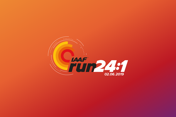 IAAF to host global one-mile run in 24 countries over 24 hours for second year