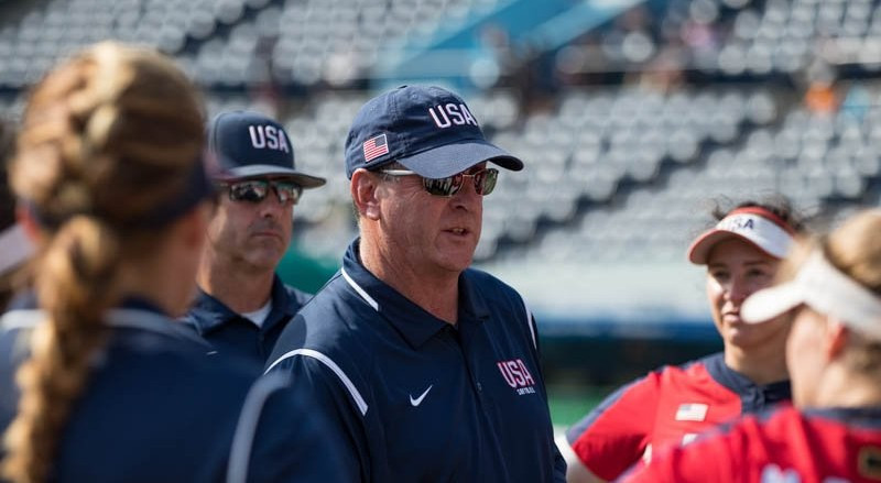 Ken Eriksen has been named head coach of the USA Softball team for Tokyo 2020 ©USA Softball