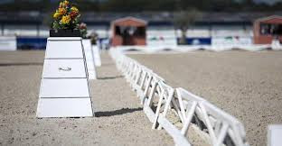 Uggerhalne in Denmark is set to host the third leg of the International Equestrian Federation Dressage Nations Cup this week ©FEI