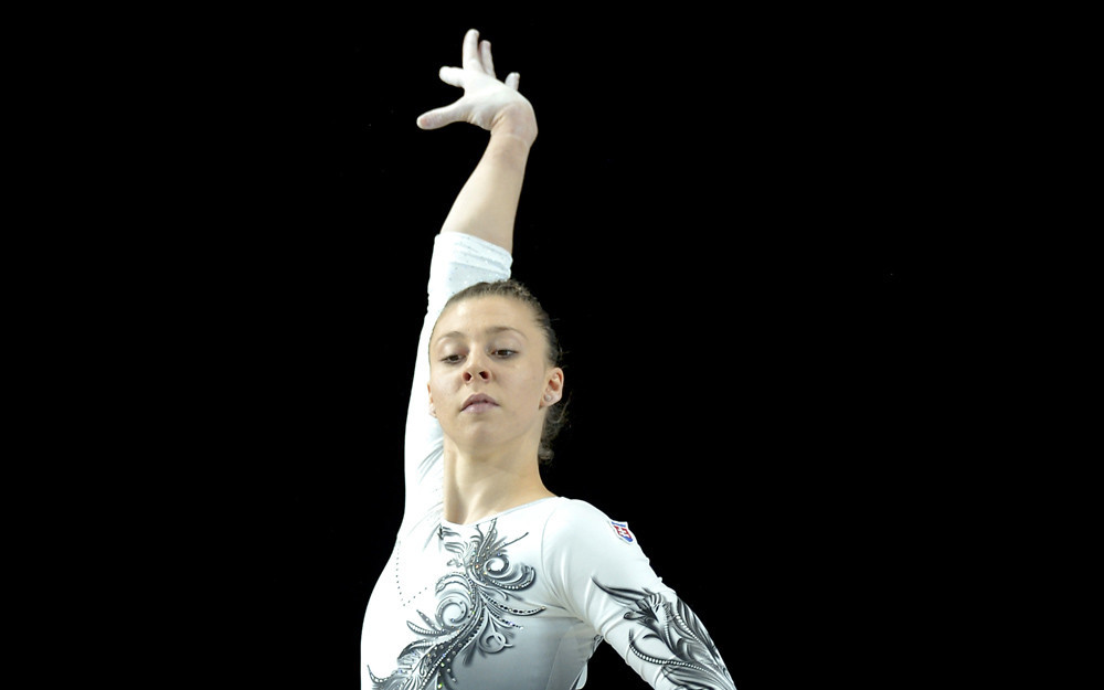 Mokošová looking to make mark at FIG World Challenge Cup event in Osijek