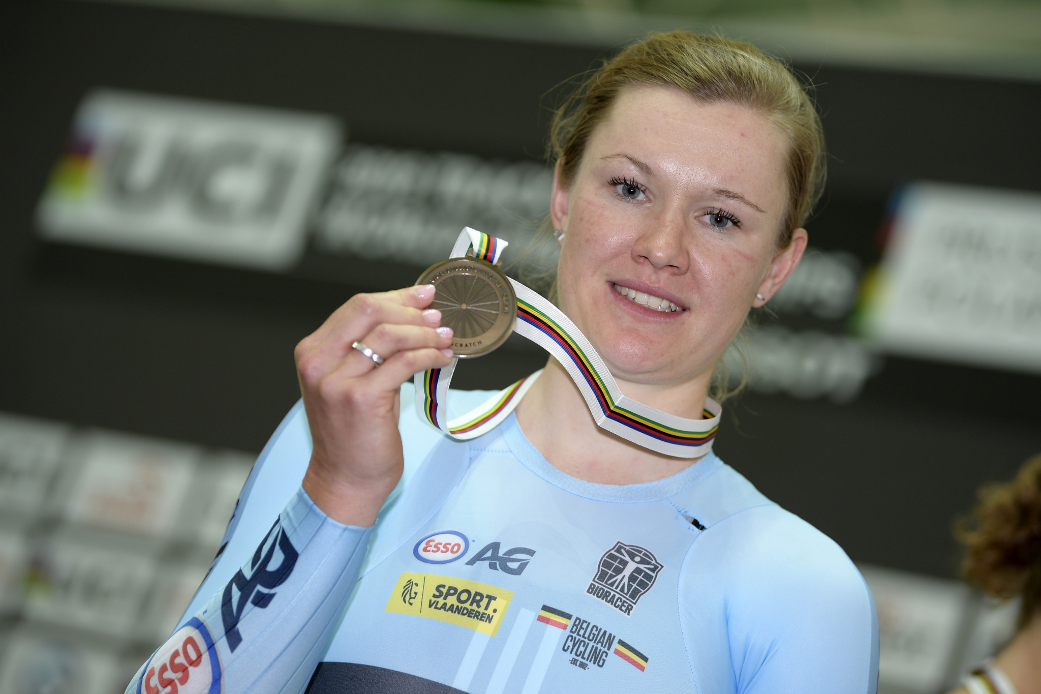 Belgium's d'Hoore takes first stage in UCI Women's World Tour race in Basque region