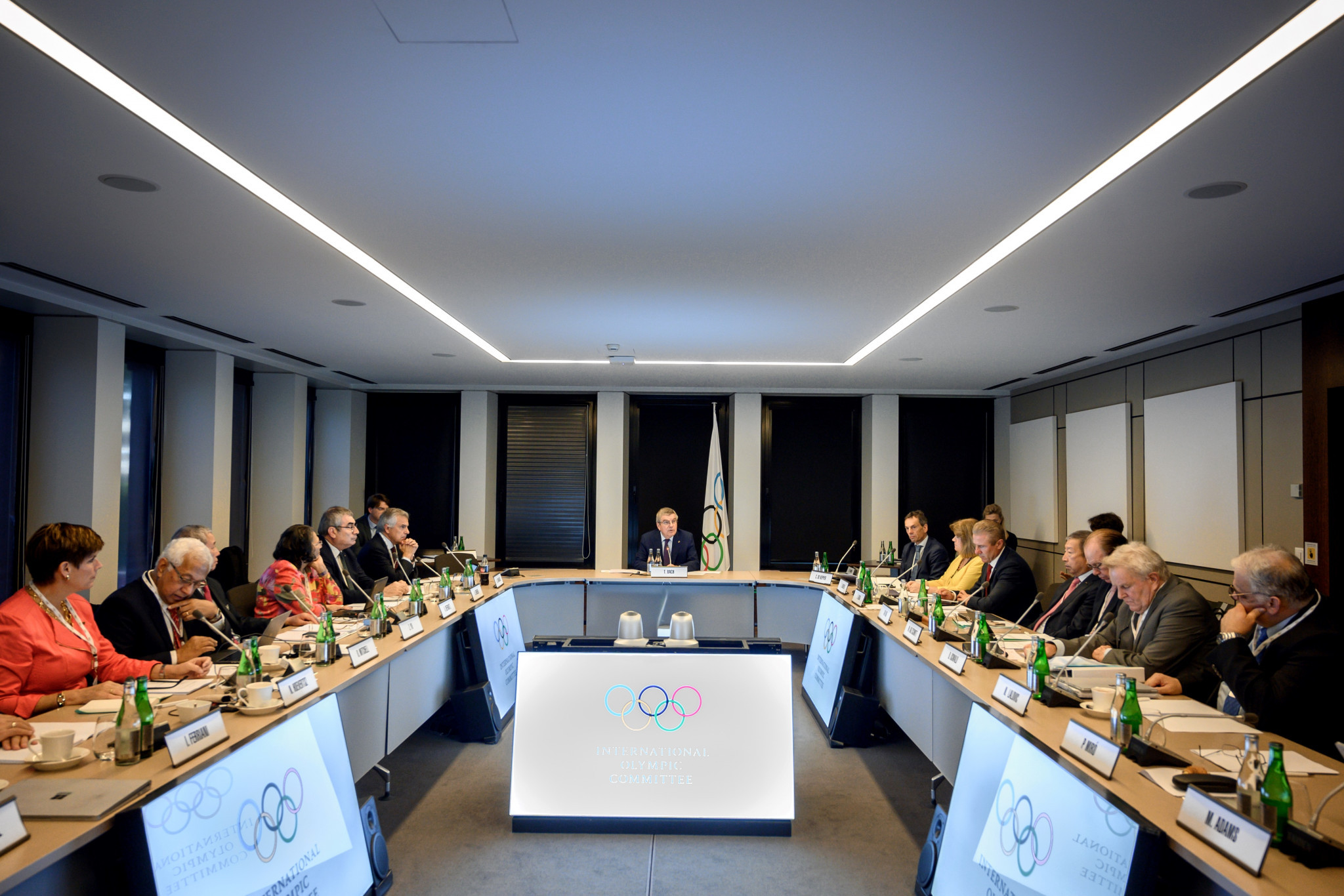 IOC recommends suspension of AIBA from Tokyo 2020 Olympics