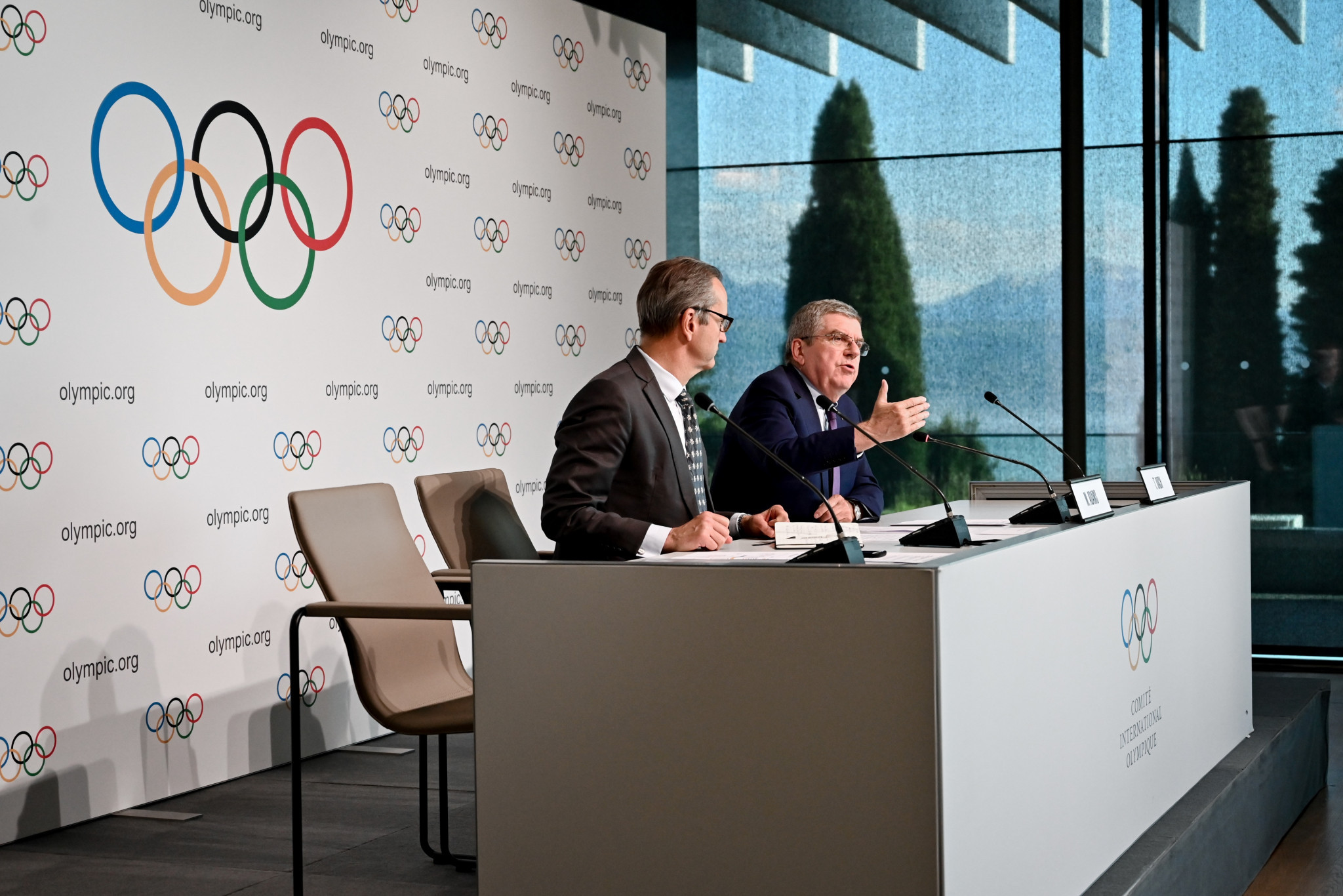 IOC President Thomas Bach reiterated his belief that the organisation should take a more targeted approach to the candidature process to avoid