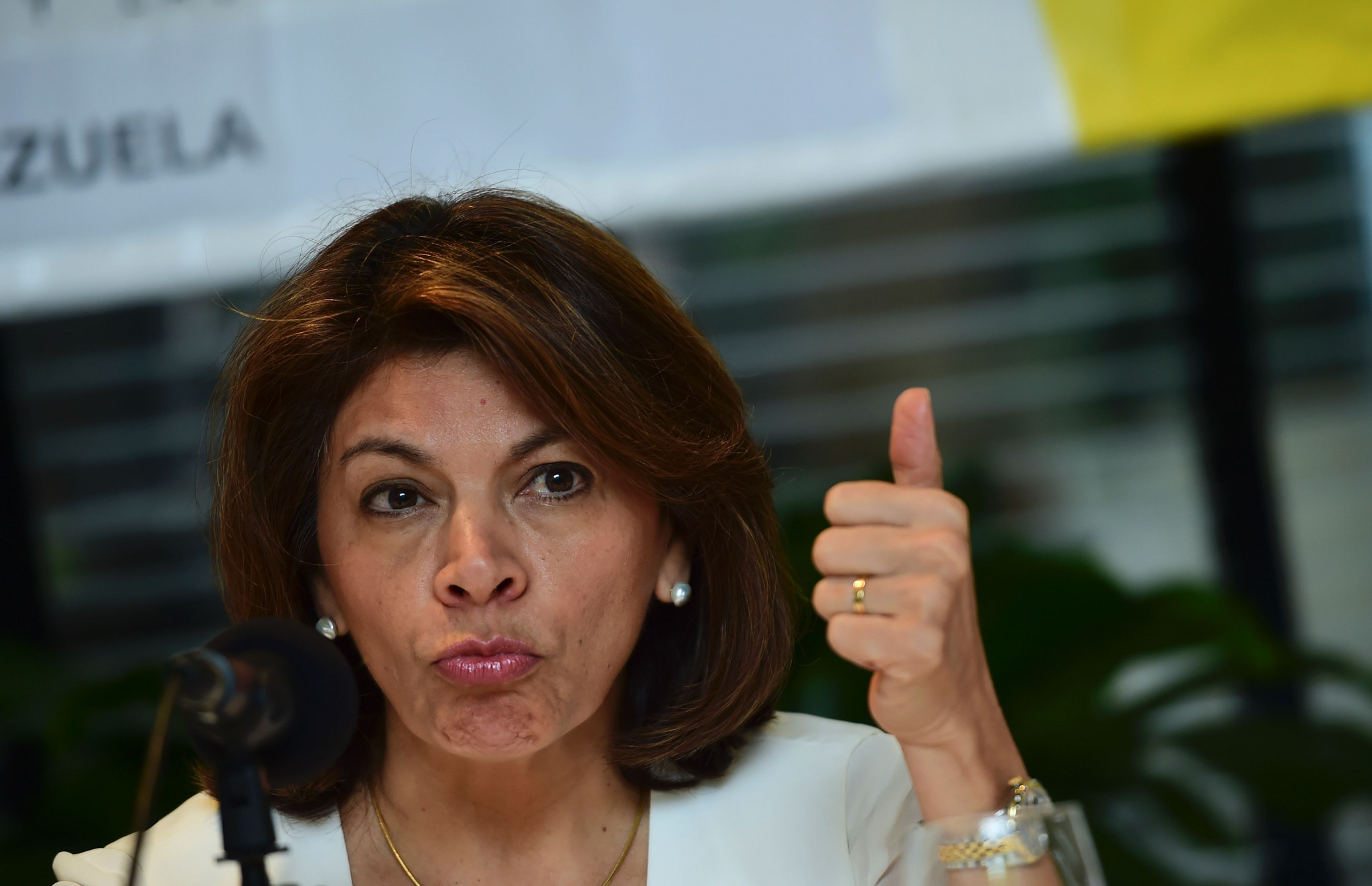 Costa Rica's former President Laura Chinchilla is among 10 new members proposed for election to the International Olympic Committee ©Getty Images