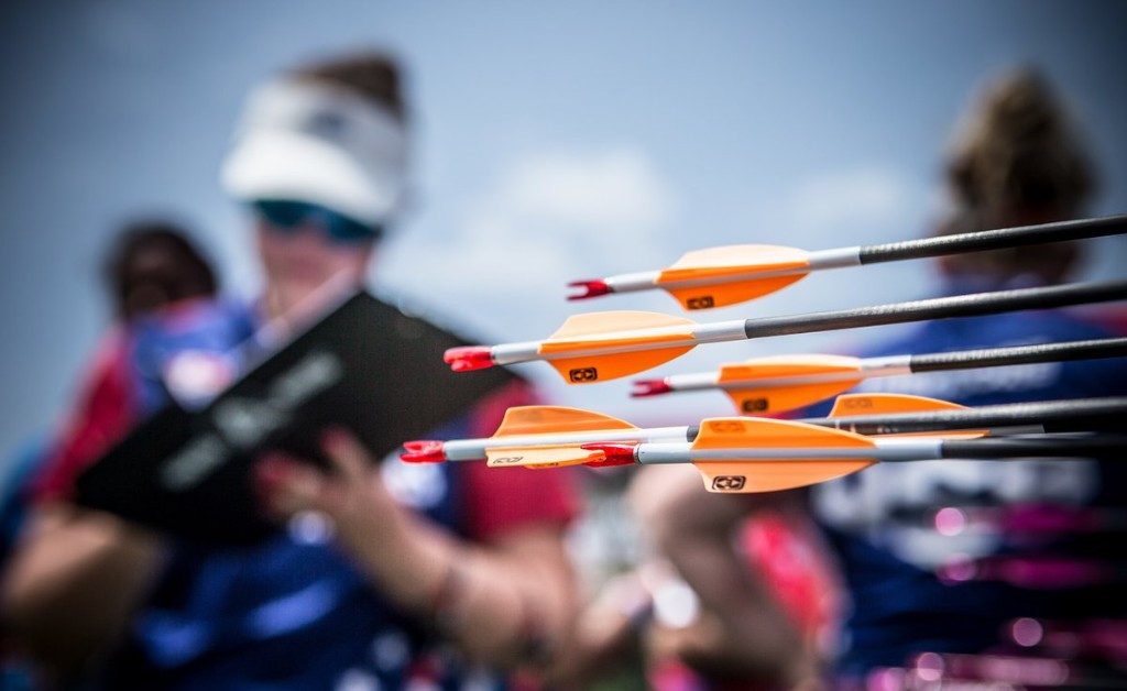 Elimination rounds begin at Archery World Cup in Antalya
