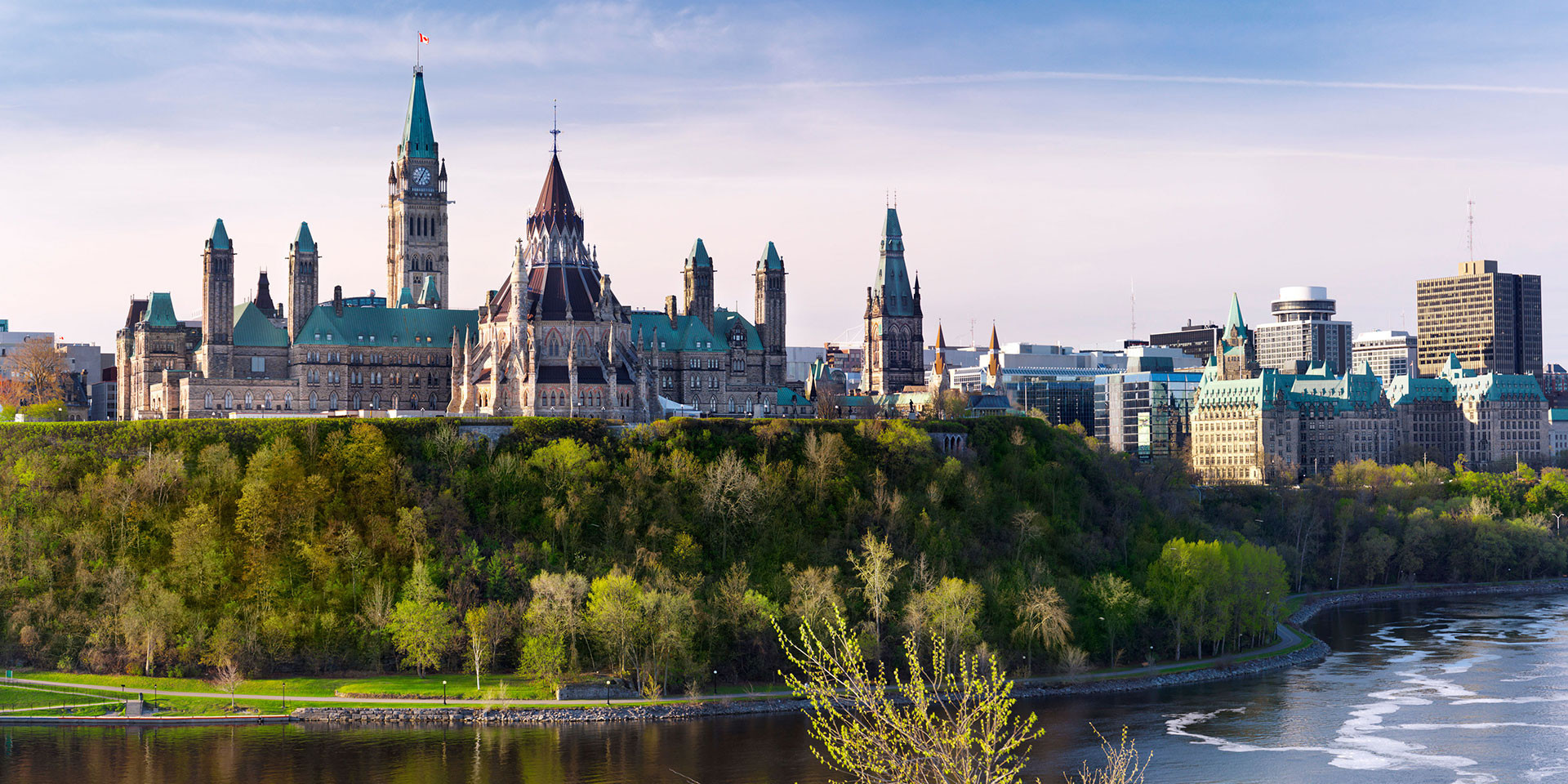 Ottawa will be the setting for the 2019 Ice Summit ©Wikipedia